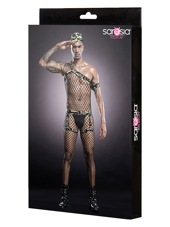 Saresia Roleplay - Army Man Costume