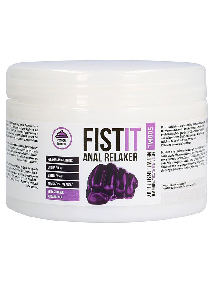 FistIt Anal Relaxer 500 ml Lubrykant