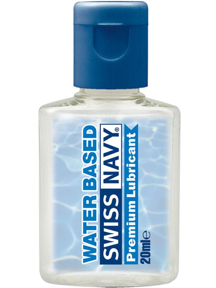 Żel intymny - Swiss Navy na bazie wody 20 ml