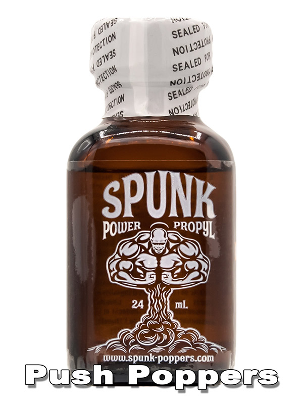 Poppers SPUNK POWER PROPYL 24 ml