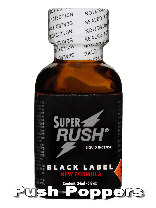 SUPER RUSH BLACK 24 ml