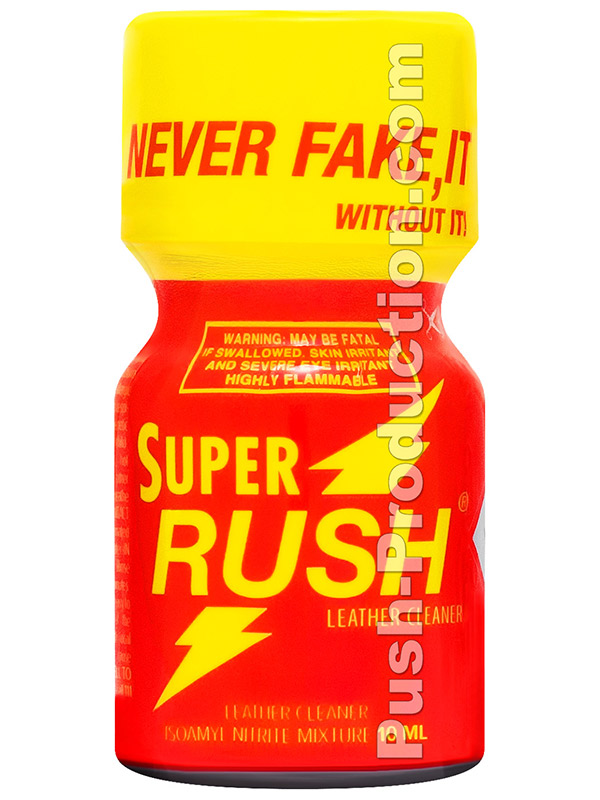 Poppers SUPER RUSH 10 ml