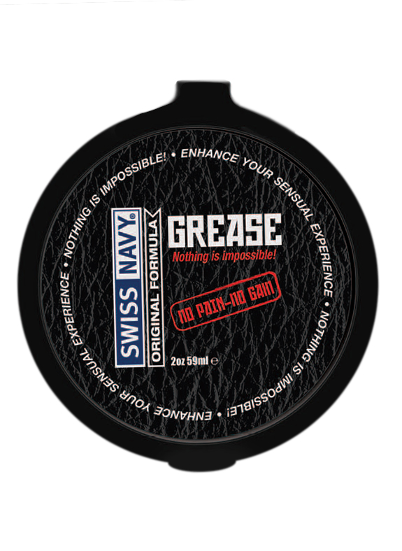 Lubrykant - Swiss Navy Grease No Pain - No Gain 59 ml