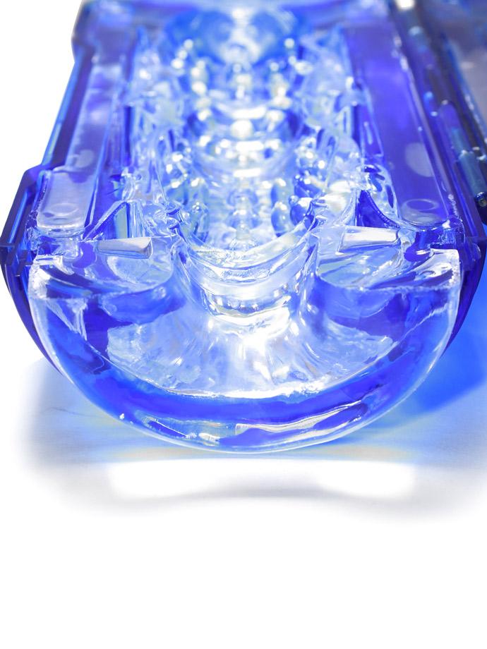 Push Tech Masturbator Blue