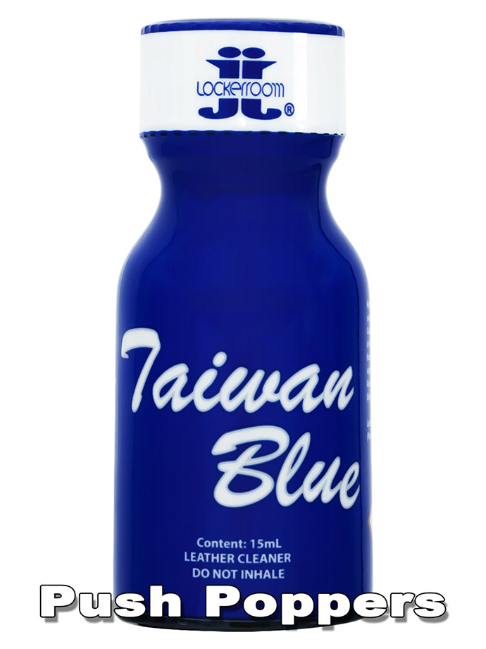 Poppers TAIWAN BLUE 15 ml