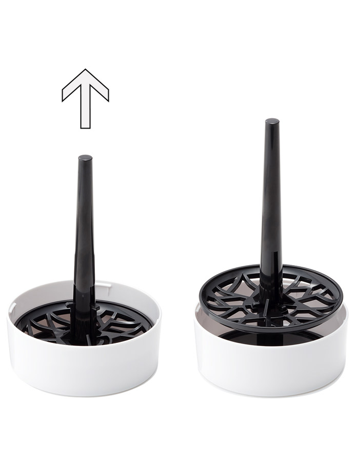 Tenga - Aero Dial Silver Ring
