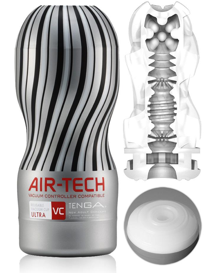 Masturbator Tenga - AirTech Reusable VC - Ultra