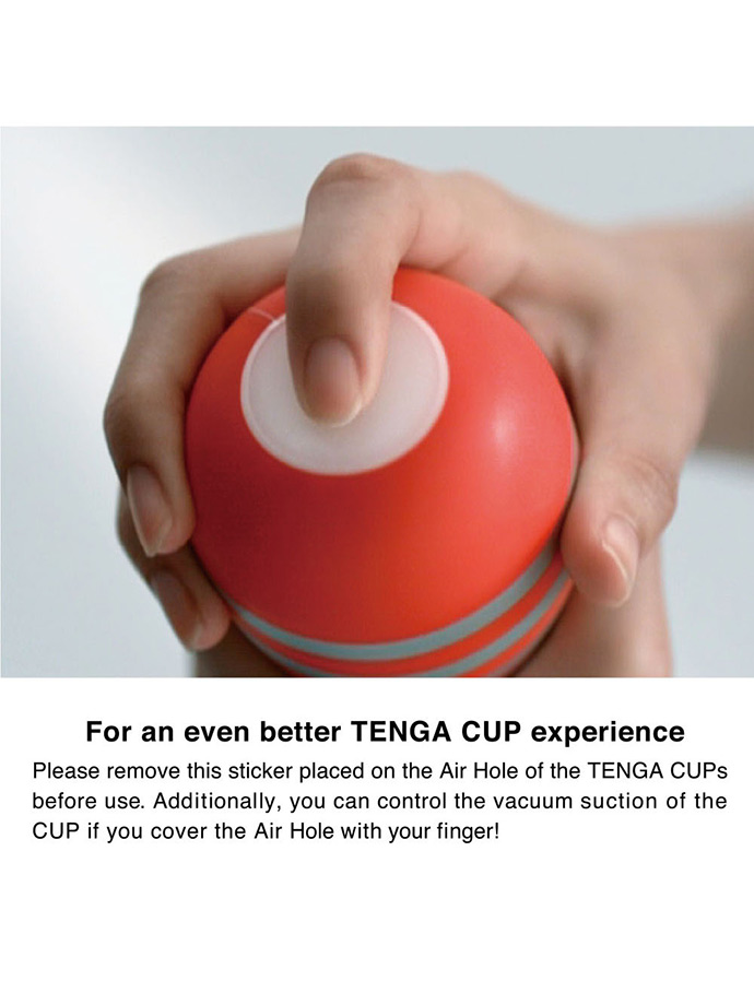 Masturbator Tenga - Double Hole Cup US