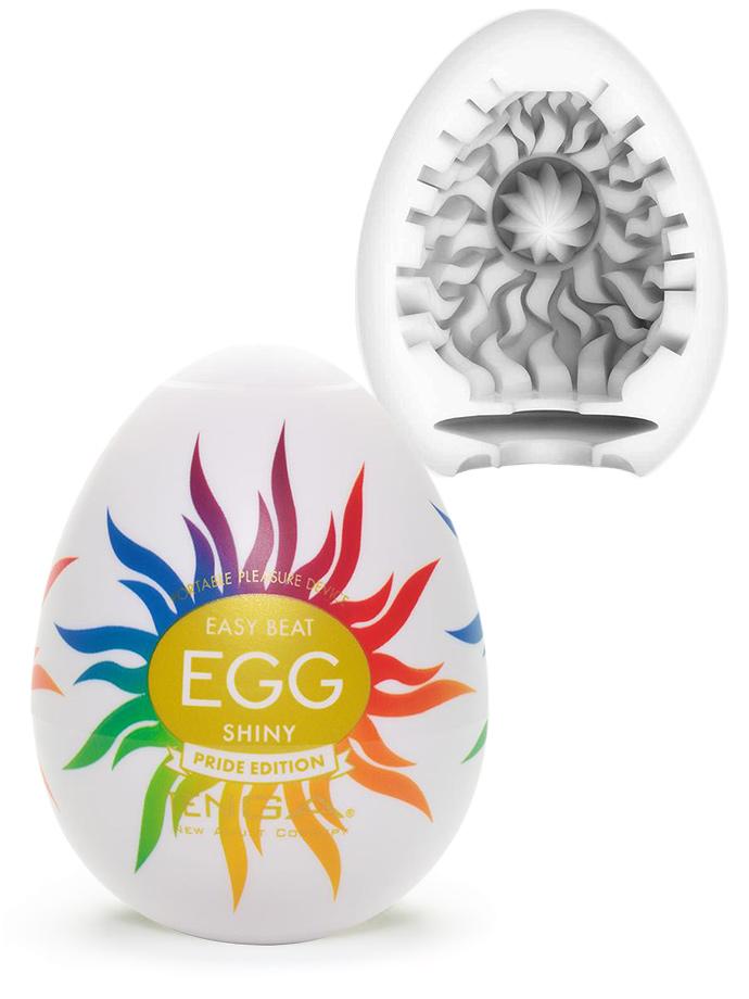 Tenga - Egg Shiny - Pride Edition