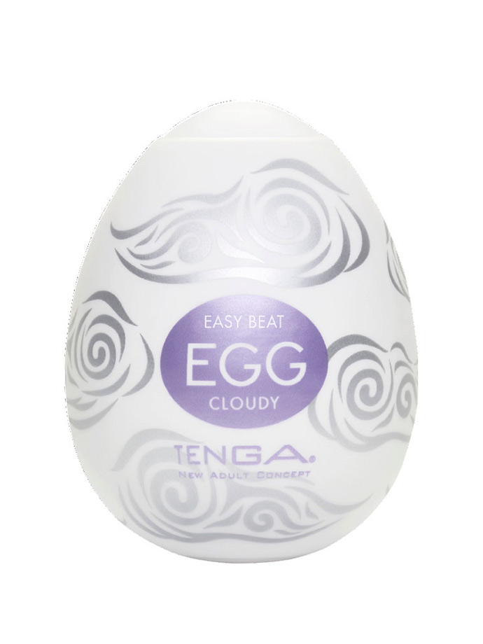 Masturbator Tenga - Hard Boiled Egg Cloudy