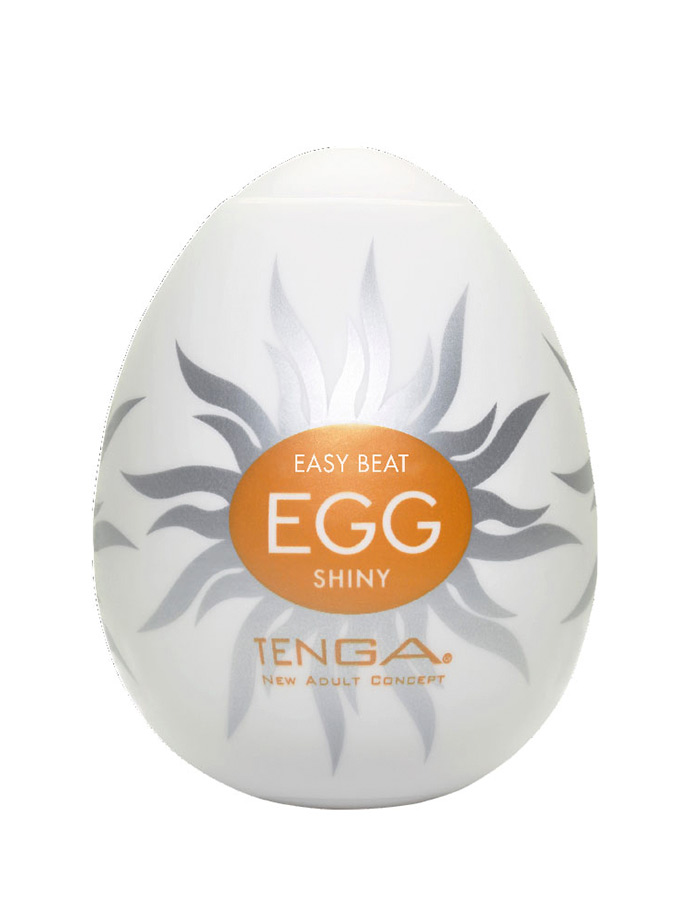 Masturbator Tenga - Hard Boiled - jajko Shiny