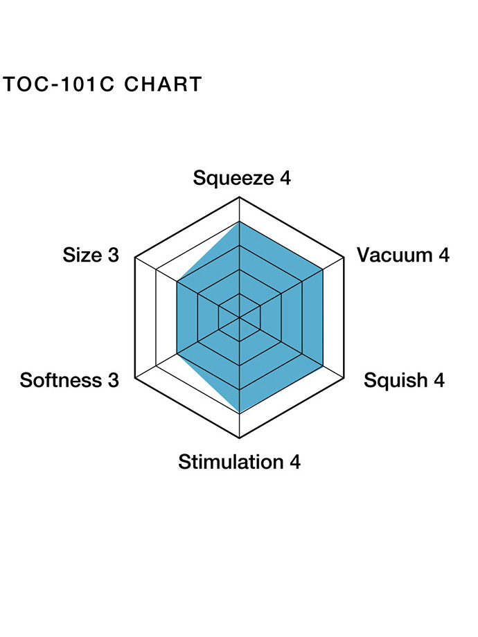 Masturbator Tenga - Original Vacuum Cup Cool Edition