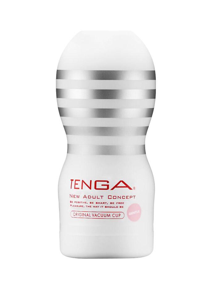 Tenga - Original Vacuum Cup - Gentle Edition