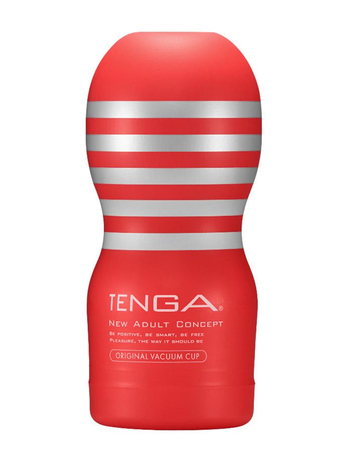 Masturbator Tenga - Original Vacuum Cup - New Edition