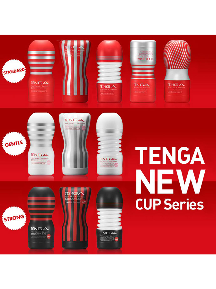 Tenga - Rolling Head Cup - New Edition