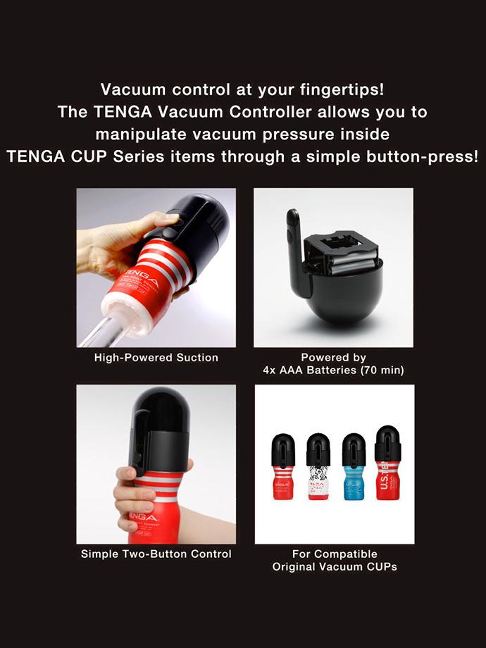 Tenga - zasysacz próżniowy