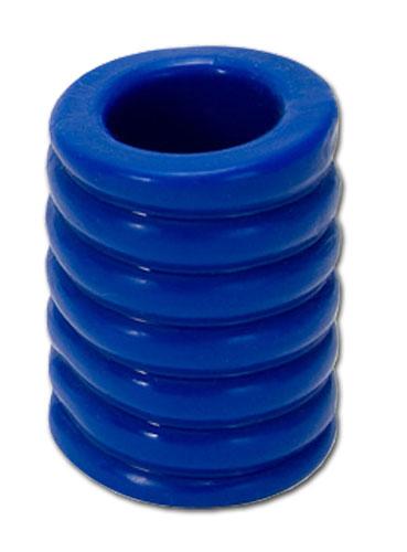 Pierścień erekcyjny Titanmen Cock Cage niebieski