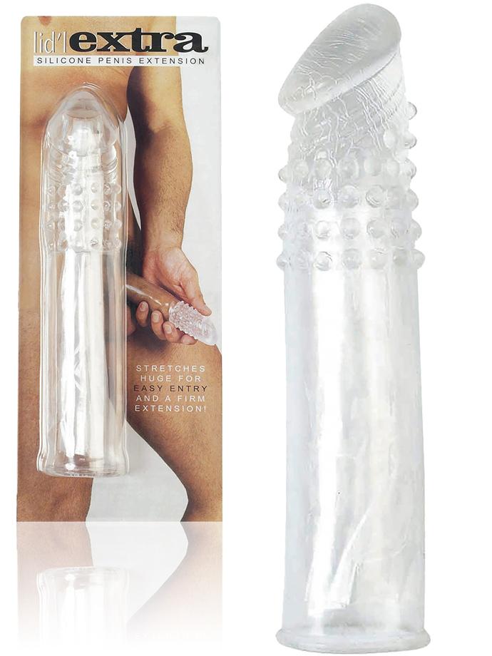 Nakładka wydłużająca penisa Lid´l extra