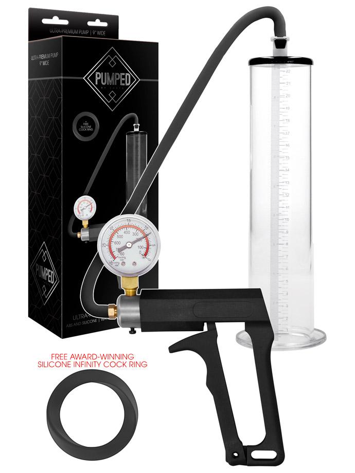 Ultra-Premium Pump - Transparent