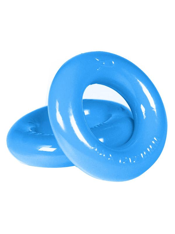 2 pierścienie erekcyjne ZIZI Top Cockring - niebieskie