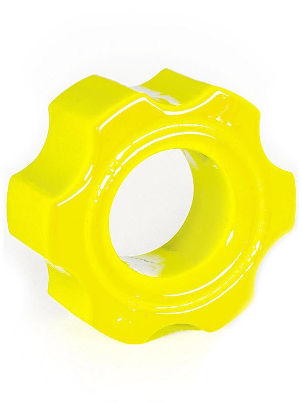 Pierścień erekcyjny ZIZI Jet - żółty