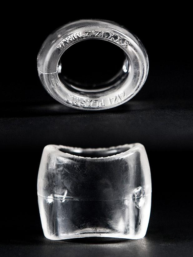 ZIZI Plasma Cockring - przejrzysty