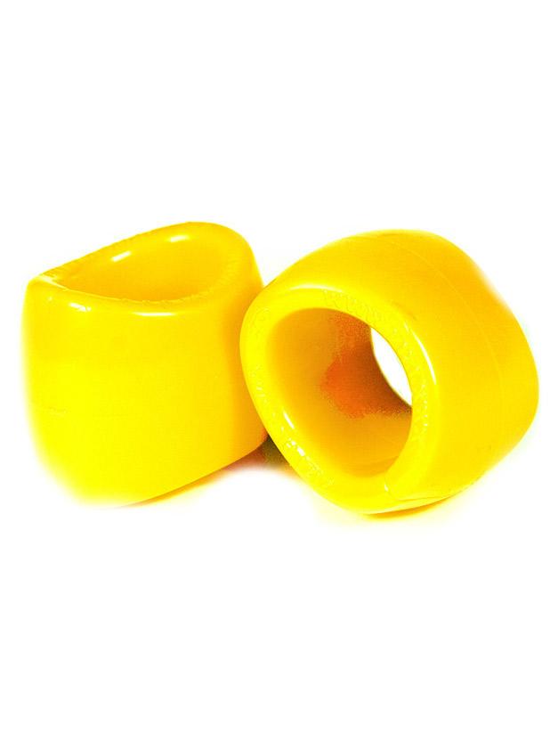 ZIZI Plasma Cockring - żółty