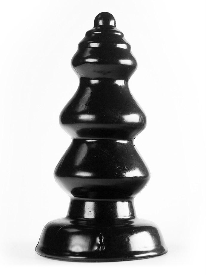 Wtyczka analna ZIZI Chikubi - czarna
