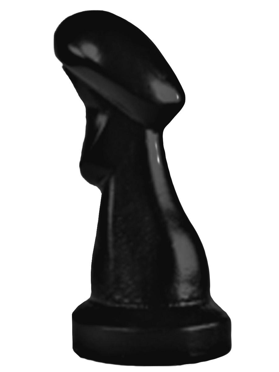 Wtyczka analna ZIZI Bishop - czarna