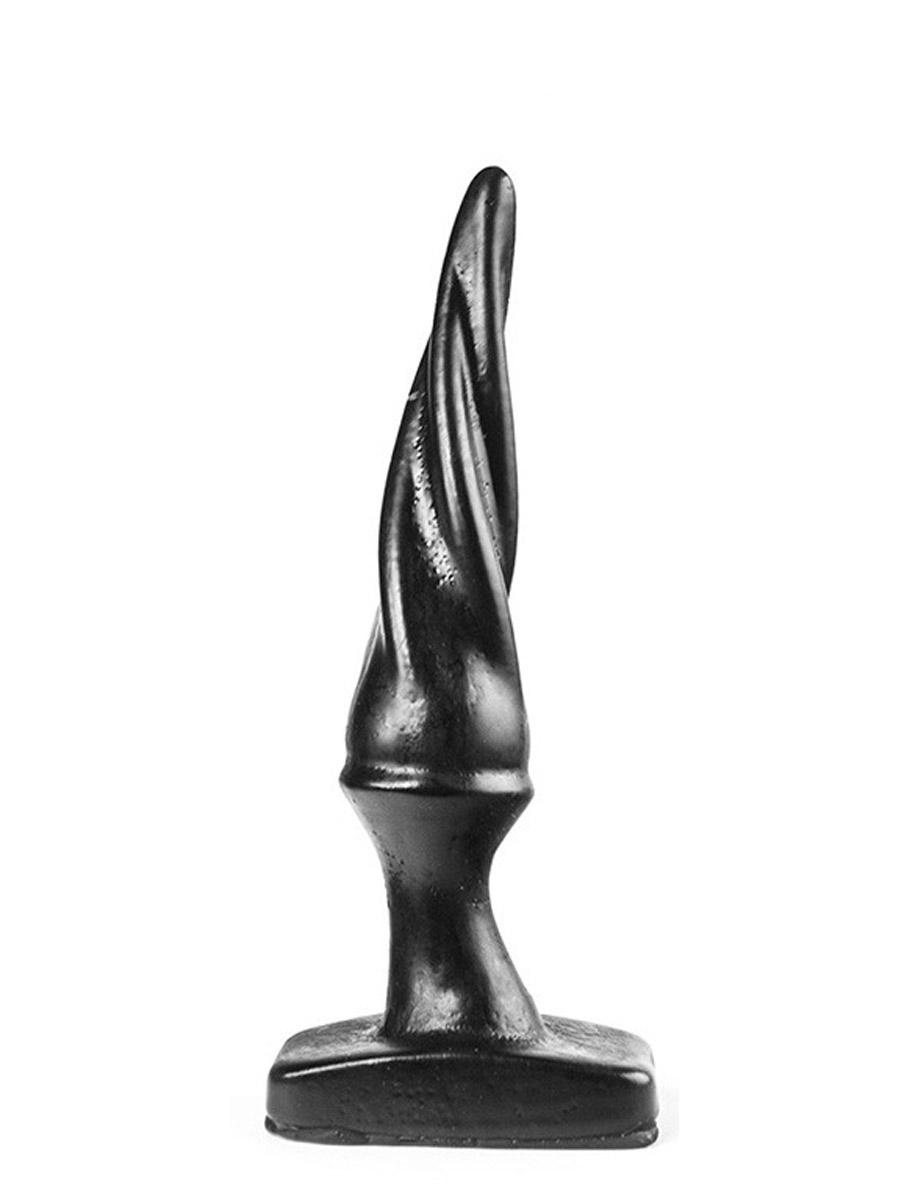 Wtyczka analna ZIZI Ka - czarna