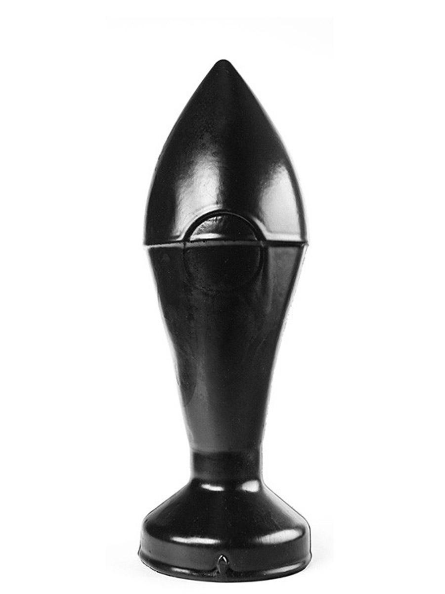 Wtyczka analna ZIZI ZZ Rocket - czarna