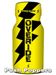 Poppers Overide